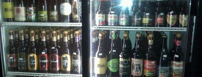 Sergio's World Beers is one of Draft Mag's Top 100 Beer Bars (2012).