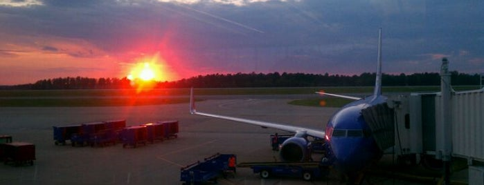 Greenville-Spartanburg International Airport (GSP) is one of Airports in US, Canada, Mexico and South America.