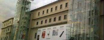 Museo Nacional Centro de Arte Reina Sofía (MNCARS) is one of Conoce Madrid.