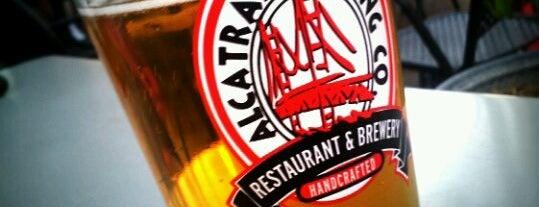 Alcatraz Brewing Co. is one of E3/Los Angeles, CA.