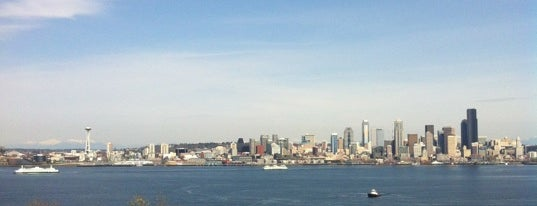 Hamilton Viewpoint Park is one of Seattle's 400+ Parks [Part 1].