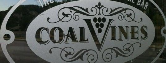 Coal Vines is one of Favorite Restaurants.