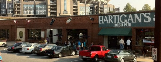 Hartigan's Irish Pub is one of Gay Friendly Bars in the Greater Charlotte.