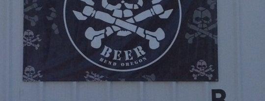 Boneyard Beer is one of Beer tours.