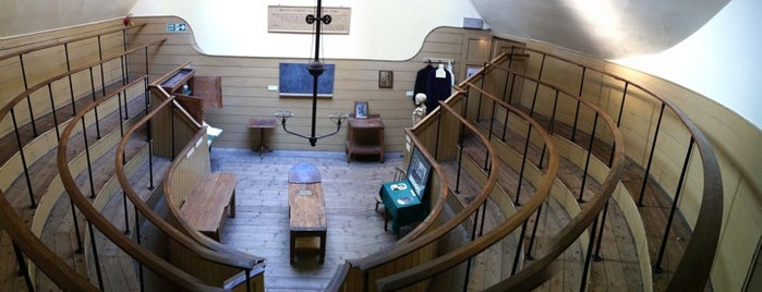 Old Operating Theatre Museum & Herb Garret is one of Evermade.com.