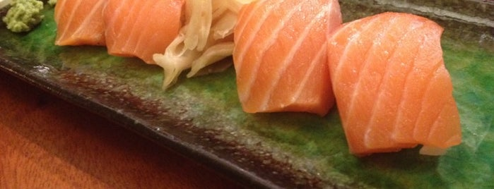 Koto Sushi is one of The 15 Best Places for Sushi in Nashville.