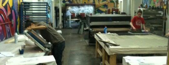 Gowanus Print Lab is one of New York.