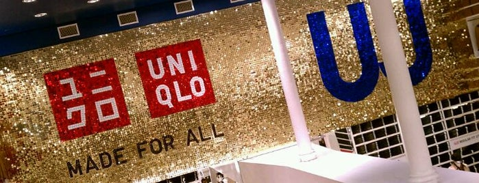 UNIQLO is one of Try.