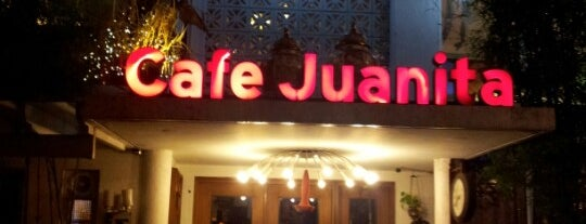 Cafe Juanita is one of Great places for everything.