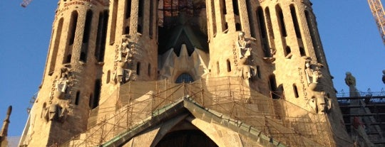 Sagrada Família is one of To do things - BCN.