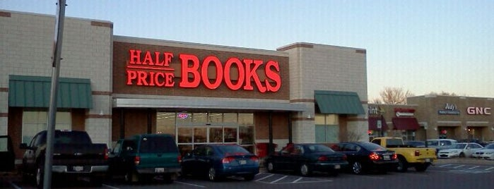 Half Price Books Edmond, OK is one of Oklahoma.