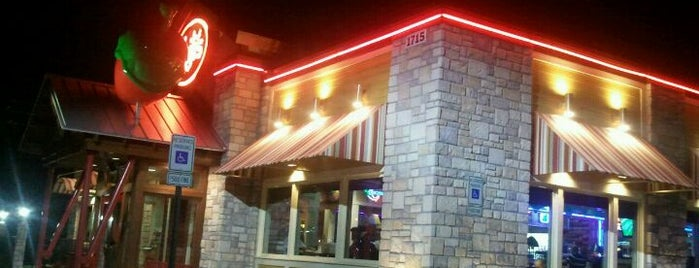 Chili's Grill & Bar is one of 20 favorite restaurants.