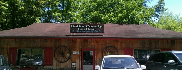 Gatlin County Leather is one of Gatlinburg/Pigeon Forge To-Do List.