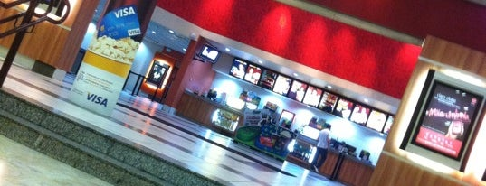 Cinemark is one of Favoritos.
