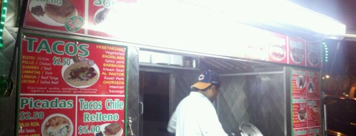 Tacos Morelos is one of The 15 Best Food Trucks in New York City.
