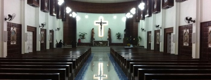 Colégio Catarinense is one of Lugares que já dei checkin.