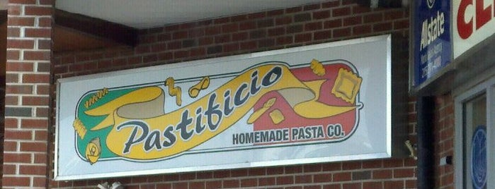 Pastificio is one of 10 Amazing Philadelphia Hoagies You Should Eat.