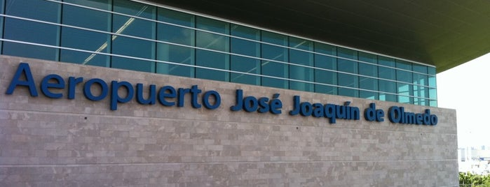 Aeropuerto Internacional José Joaquín de Olmedo is one of Airports in US, Canada, Mexico and South America.