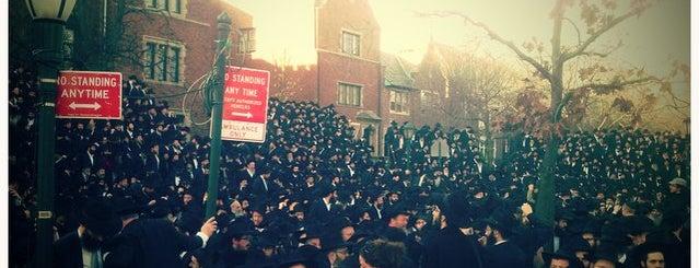 Chabad Headquarters Tour