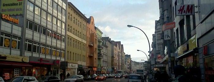Karl-Marx-Straße is one of Neukölln.