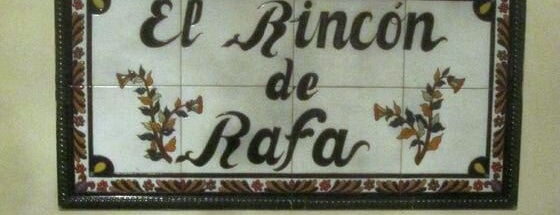 El Rincon De Rafa is one of Foodies in Manchester.