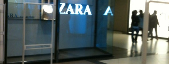 Zara is one of İstanbul.