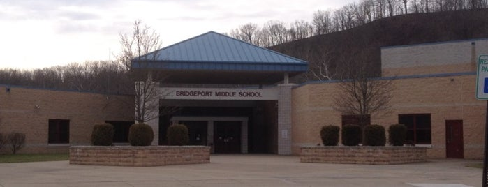 Bridgeport Middle School is one of done.