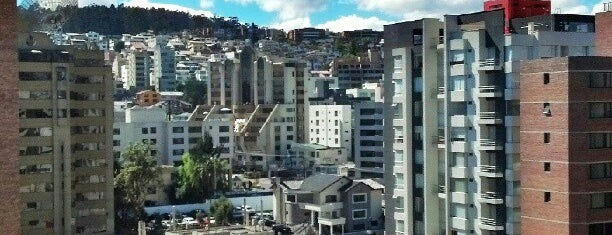 Quito is one of World Capitals.
