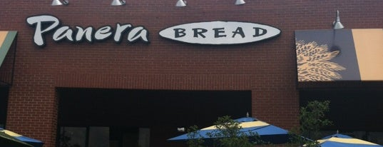 Panera Bread is one of Food joints.