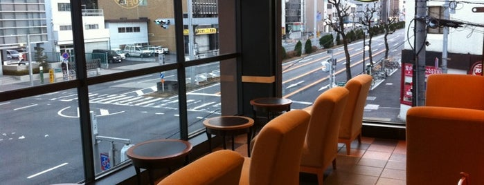 Starbucks Coffee 新栄葵町店 is one of 電源 コンセント スポット.