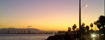 Paseo Marítimo Pablo Ruiz Picasso is one of 101 cosas que ver en Málaga antes de morir.
