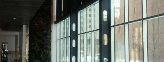 Maison du développement durable is one of Quartier des Spectacles.