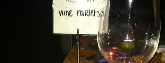 Vin de Syrah Wine Parlor is one of Favorite Haunts Insane Diego.