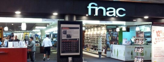 Fnac is one of Me gustan.