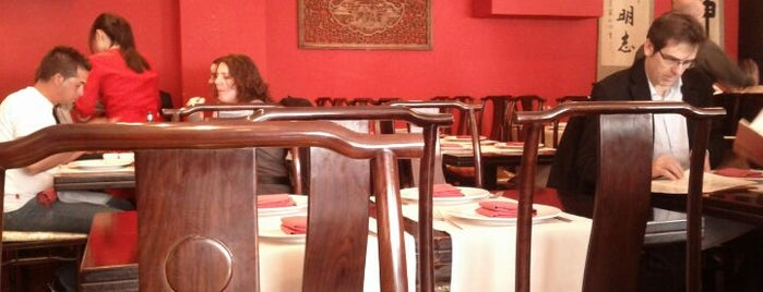 China Té is one of Sushi Madrid.