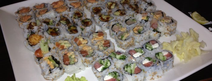 Ocean Sushi is one of Food.
