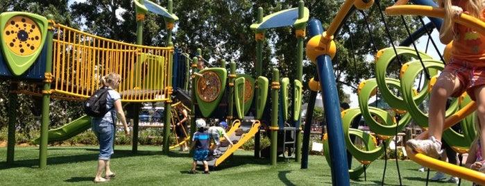 Victoria Garden is one of Walt Disney World - Epcot.