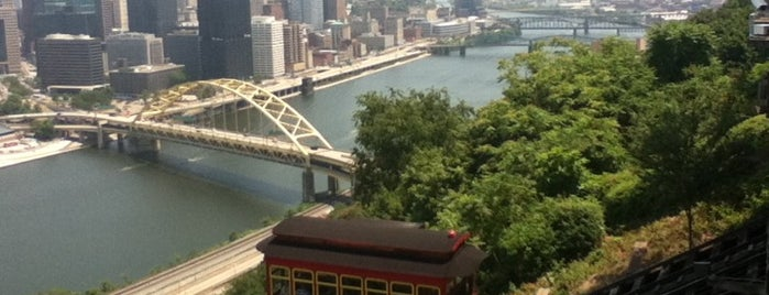 Duquesne Incline is one of Destination: Pittsburgh.