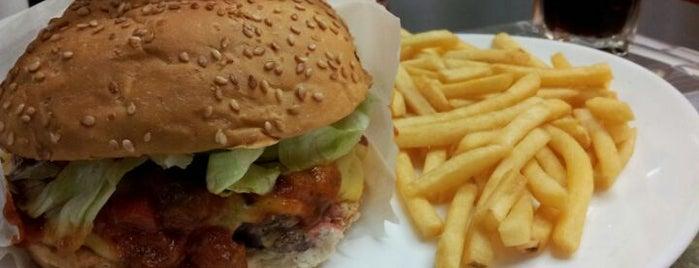 Eddie Fine Burgers is one of Lugares para ir.