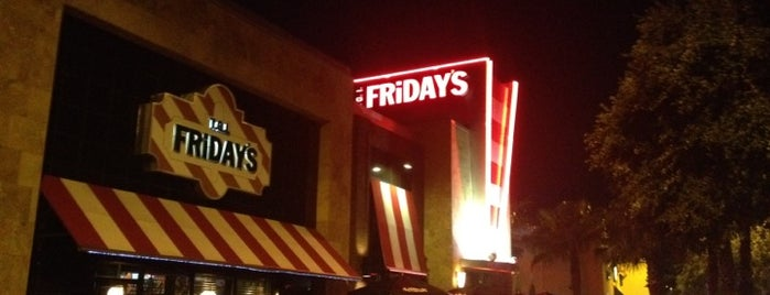 TGI Fridays is one of The 15 Best Places That Are Good for a Late Night in Orlando.