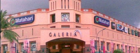 Galeria Mall is one of Yogjakarta, Never Ending Asia #4sqCities.