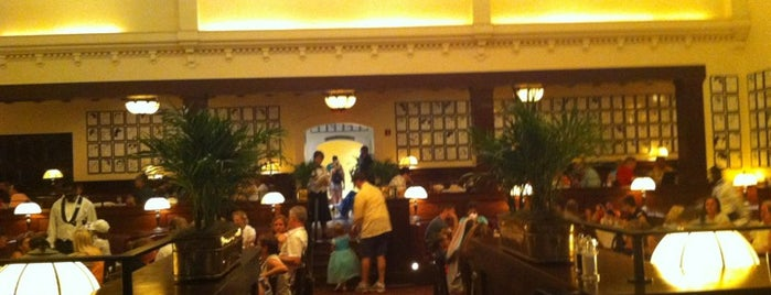 The Hollywood Brown Derby is one of Walt Disney World.