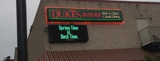 Dukes Bar & Grille is one of Roadtrippin.