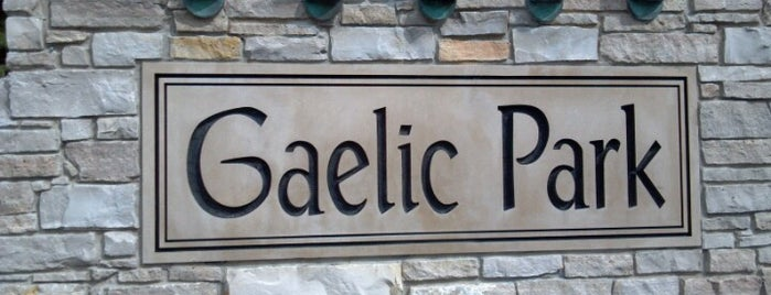 Gaelic Park is one of Naperville, IL & the S-SW Suburbs.