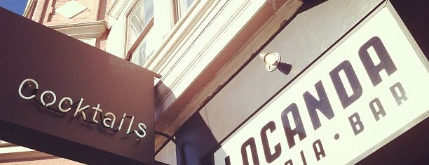 Locanda is one of San Francisco.