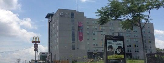 Aloft San Jose Hotel, Costa Rica is one of SAN JOSE CR.