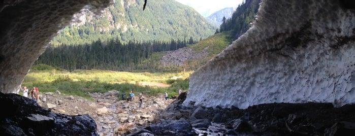 Big Four Ice Caves is one of Northwest Washington.