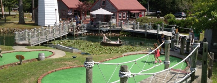 Pirate's Cove Mini Golf is one of Oh The Places You Will Go!.