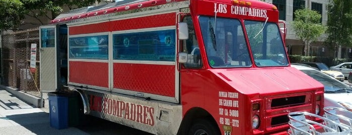 Los Compadres Taco Truck is one of All-time favorites in USA.