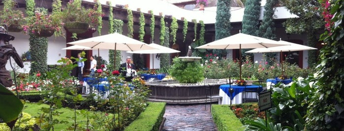 San Angel Inn is one of 4sq Cities! (Asia & Others).